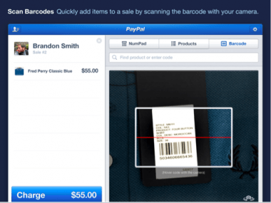PayPal Debuts iPad App, Furthering Rivalry With Square - Ina Fried - Commerce - AllThingsD