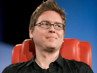 Twitter co-founder Biz Stone.