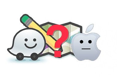 Apple_waze