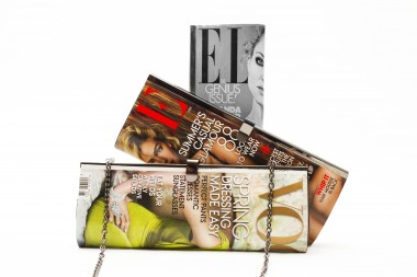 Darby Smart magazine clutch