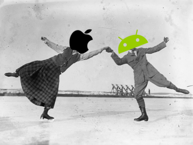 apple android skate