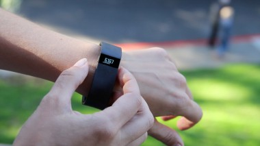 Fitbit Force Steps