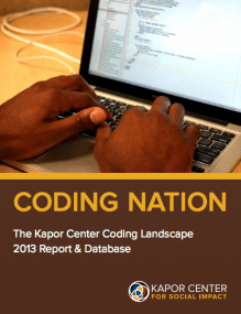 More than 100 Coding Programs Have Launched in Past Three Years Liz Gannes News AllThingsD