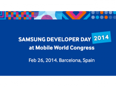 Samsung Developer Day at MWC-feature