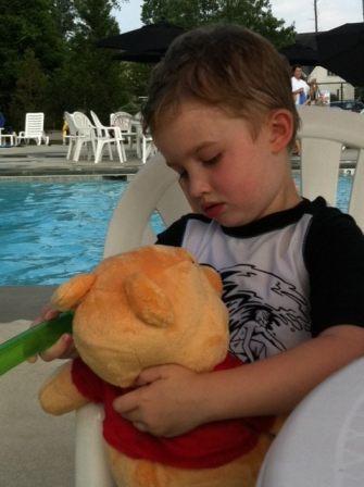 winnie-the-snorkeler