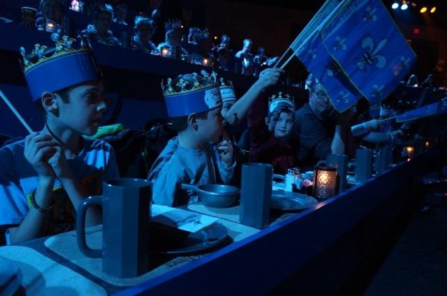 Blue Knight fans