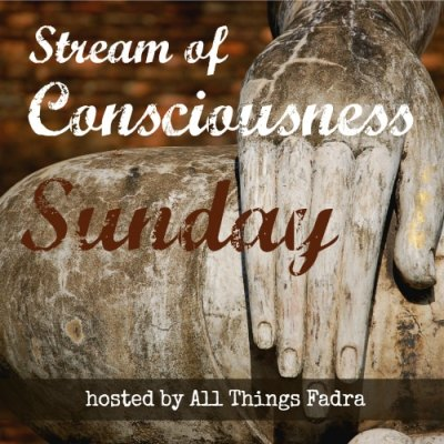 Stream of Consciousness Sunday: Breaking my own rules