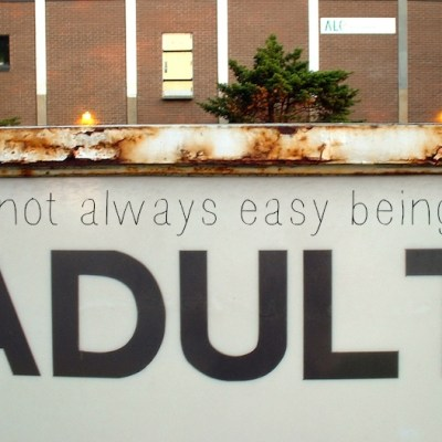 Ten Things I Hate About Adulting