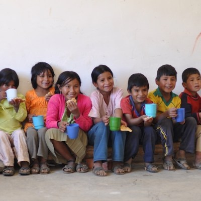 Sharing a Sweet Future with Truvia® in Bolivia