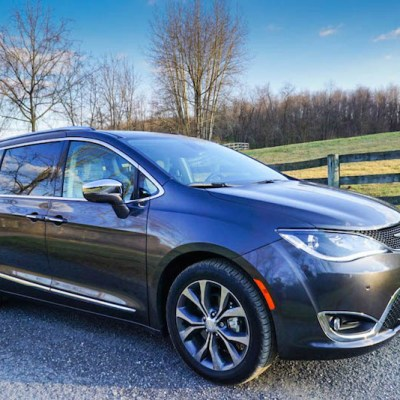 How the Chrysler Pacifica turned me into a Minivan Lover (GASP!)