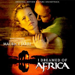 I Dreamed of Africa Soundtrack