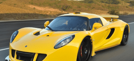 Top 10 Fastest Production Cars in the World