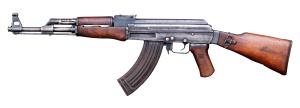 Kalashnikov AK – 47