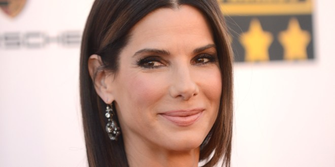 SANDRA BULLOCK - Most Paid Hollywood Actress
