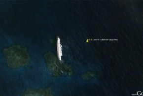 Top Ten Google Earth Discoveries