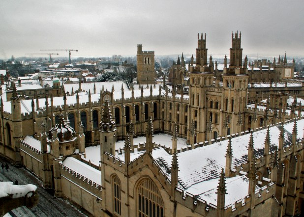 University of Oxford : Top ten Universities in the world