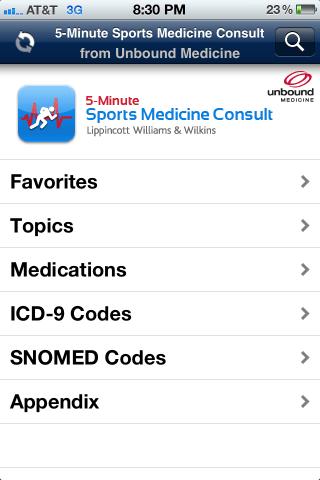 5-Minute Sports Medicine ($94.00)
