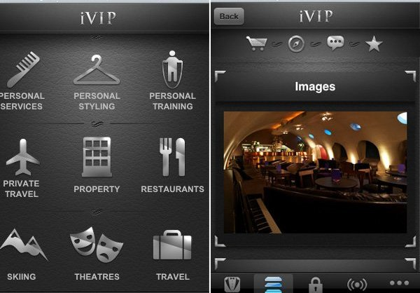 Top Ten Most Expensive iOS Apps : VIP Black