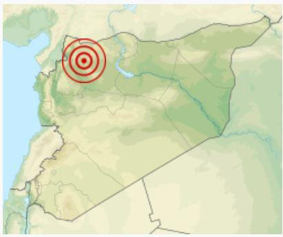 1138 Aleppo earthquake