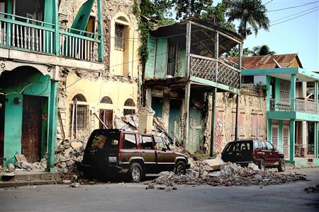 2010 Haiti earthquake