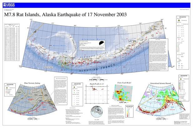 Rat Islands earthquake