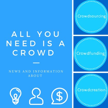 all you need is a crowd