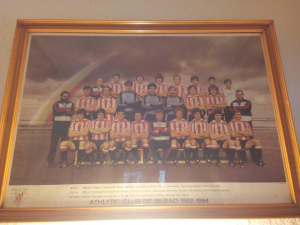 Athletic 1983-84 Txapeldun!