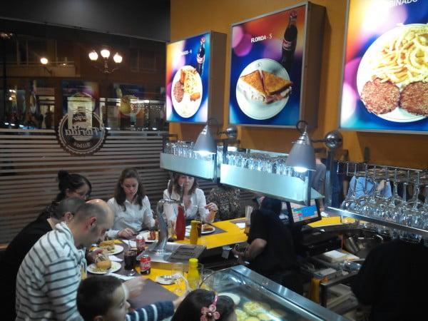Cafetería Florida