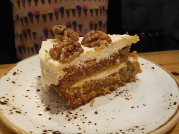 brunch duplex carrot cake