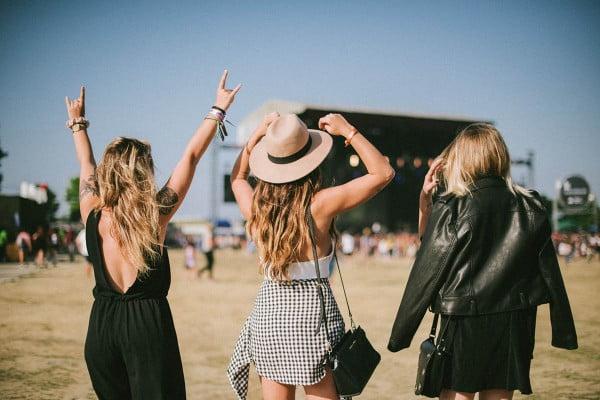Dulceida y sus amigas fashion-bloggers