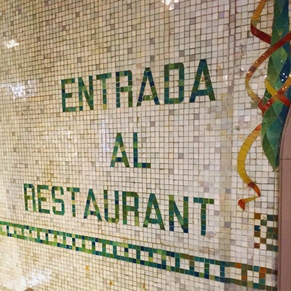 Mosaico Los Fueros