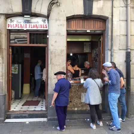 pulpo florines bilbao la vieja san francisco