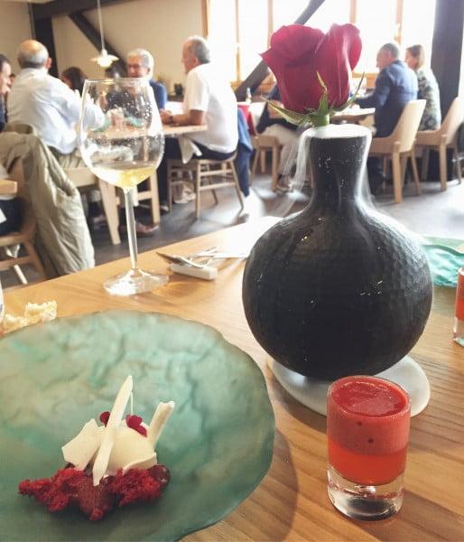 restaurante ENEKO, AZURMENDI, ALMA BOTXERA