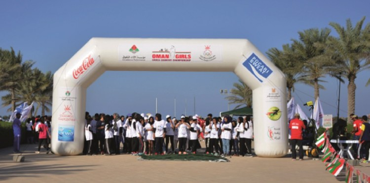 MRM - Oman Girls Cross Country Champioship (1)
