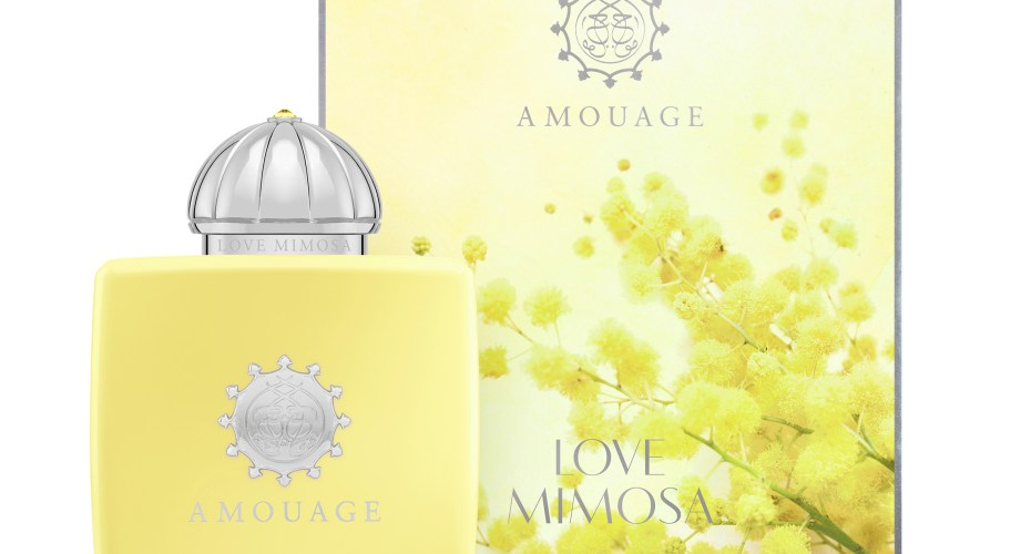 Love Mimosa Bottle and Box