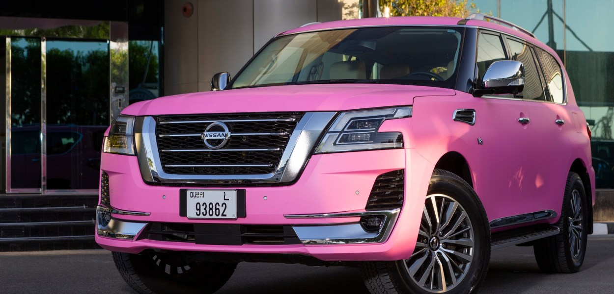 Nissan Patrol 2020 - Breast Cancer Awareness Month (5)