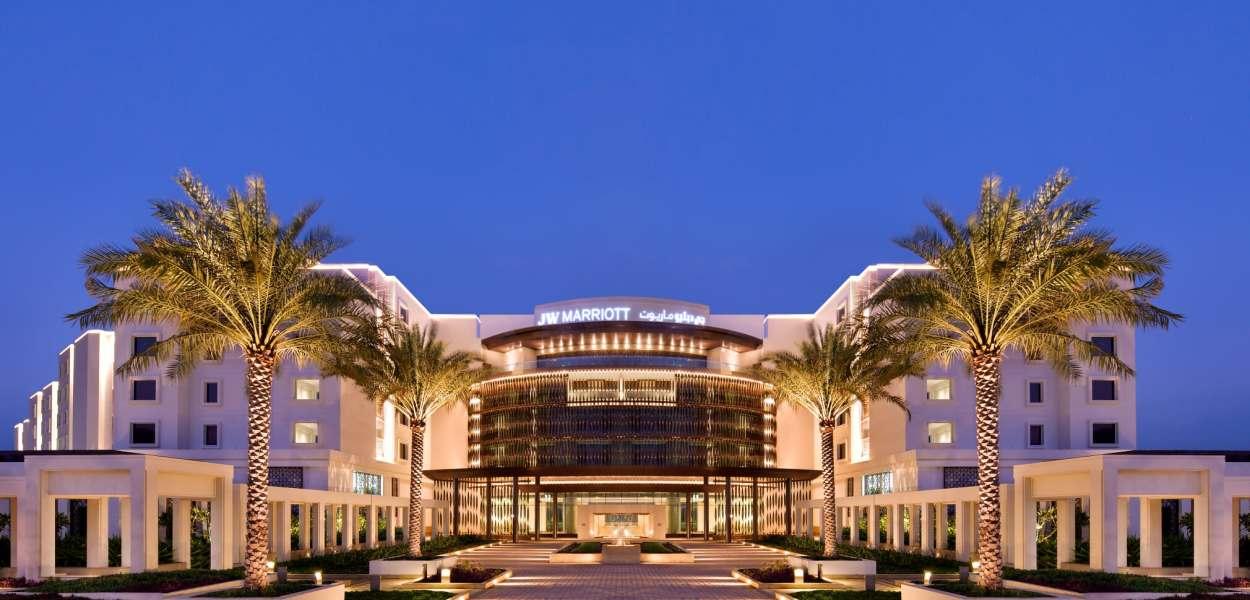 JW Marriott Muscat - Exterior