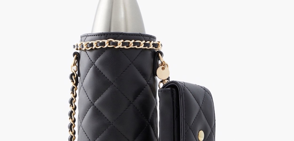 LIFESTYLE STORES_Aldo Quilted Crossbody Bag with Chain Strap and Detachable Coin Pouch 139aed@LIFESTYLE STORES