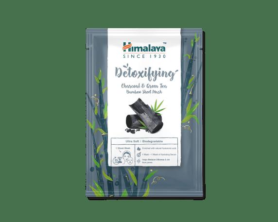 Sheet Mask 30ml - Detoxifying Charcoal & Green Tea Bamboo Sheet Mask_AED 10.40 (1)