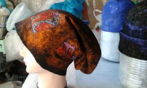 одежда из войлока, натуральная шерсть, ремесло казахстана, войлоковаляние, валяние шерсти, шапка из войлока, шляпа из войлока, татьяна гусева, сделано в казахстане
