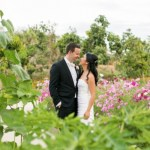 Natural and Fresh Wedding Makeup for Monica and her Flora Farm's Wedding