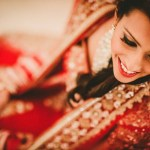 Hindu MakeUp for Jyoti's Dream Destination Wedding in Cabo San Lucas