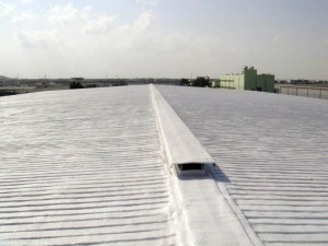 Metal Roof Waterproofing