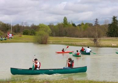canoe almeria