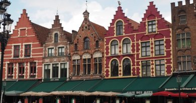 A Fairytale in Bruges