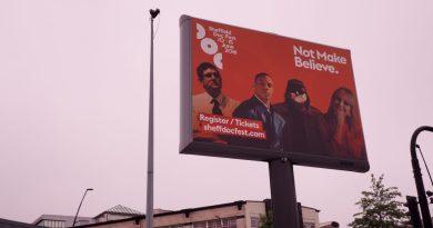 Sheffield Doc Fest 2016: Not Make Believe