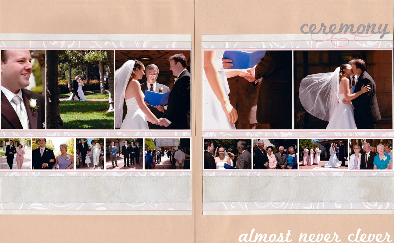 scrapbook layouts wedding wedding scrapbook 72 best images about Scrapbook layouts Wedding on Pinterest Wedding day First dance and Wedding