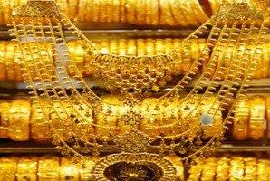 نجيب: ارتفاع أسعار الذهب 3 جنيهات..وعيار 21 بلغ 298 جنيها