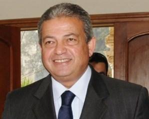 وزير الرياضة يتسجيب لاسامة كمال ويحل أزمة الشوربجى على الهواء