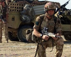 وصول وفد من الجنود المسلمين البريطانيين لأداء مناسك الحج